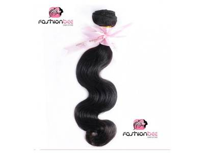 1 bundle of 100% Virgin Hair Body Wave 14 inches